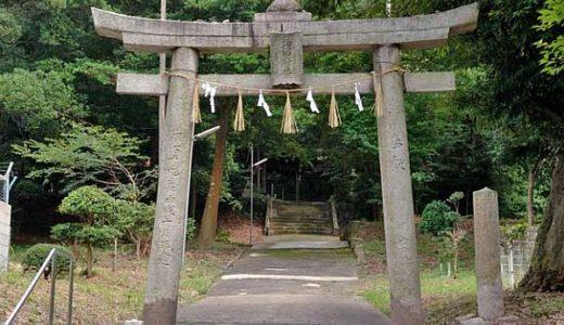 勝山勝田神社は神功皇后出兵に関わる神社!勝ち運のご利益やアクセスについて