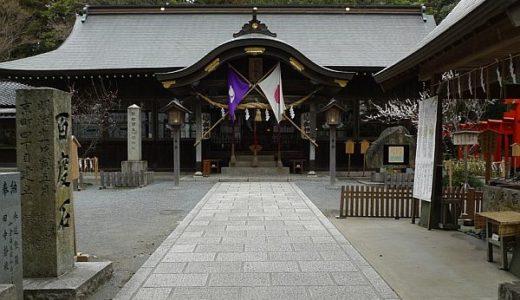 北九州市小倉の蒲生八幡神社のご利益・御朱印・お守りについて