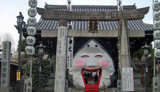 櫛田神社はご利益多いパワースポット!お守り・御朱印を徹底解説