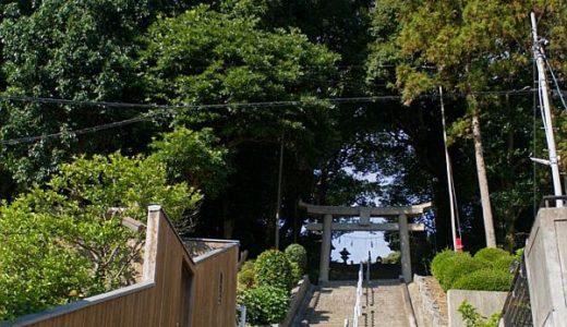 北九州・乳山八幡神社の御朱印の種類や値段と神功皇后の授乳の伝説とは?